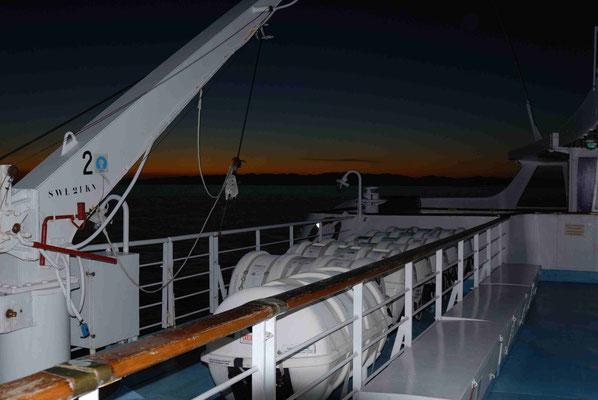 51 - Corsica Ferries Fähre nach Italien
