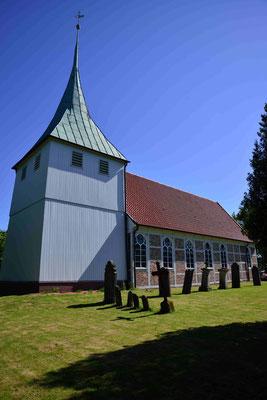 56 - Cuxhaven Kirche.