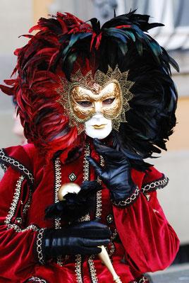 11 - Hallia Venezia - Schwäbisch Hall feiert Karneval venezianisch , originell und fast so schön wie original