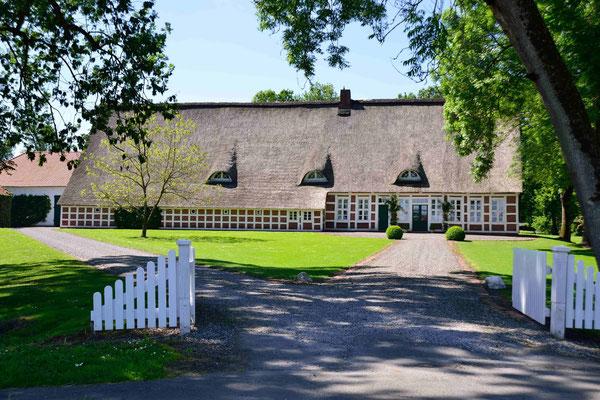 12-  Bauernhof, Norddeutschland