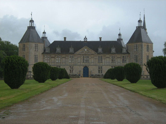 46 - Frankreich Schloss
