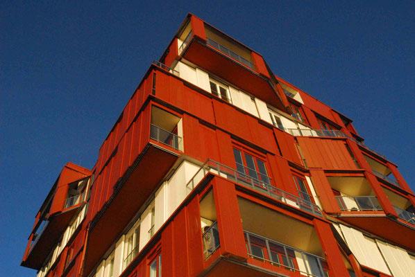 24- Hamburg, Architektur, Hafencity, Hafen, City, Wohnhaus, modern