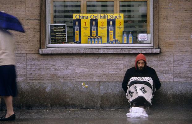 4- Hobo, Obdachloser