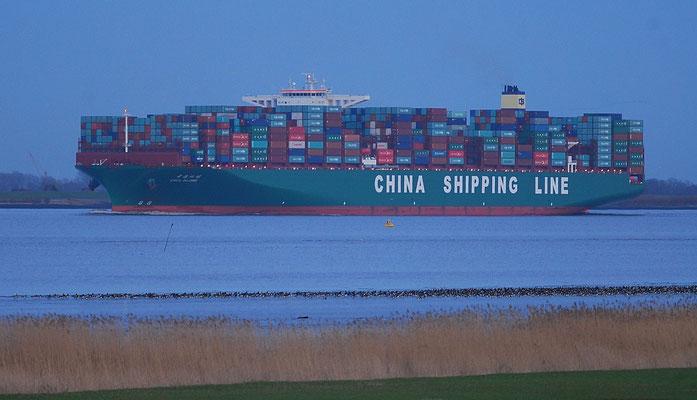 2- China Shipping Line