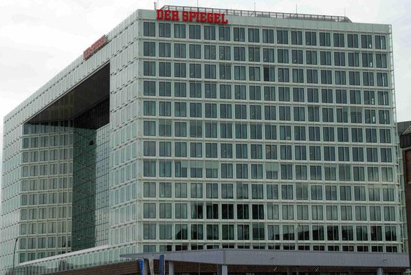 51- Hamburg Architektur, Spiegel,Spiegelgebäude