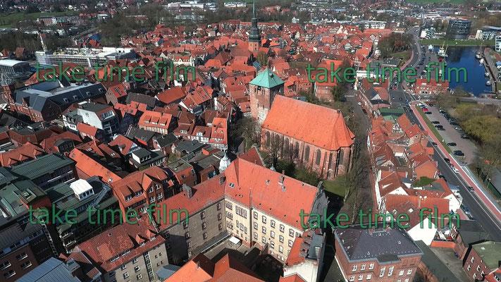3 - Stade von oben - Stadtansicht aus der Vogelperspektive 1.