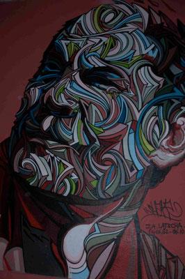 39- Straßenkunst, streetart