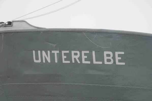 24- Unterelbe, Elbe, Schild