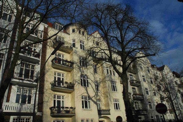 56- Hamburg, Isenstraße, Isenmarkt