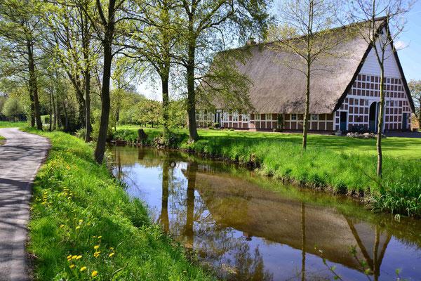 38- Bauernhaus in Norddeutschland