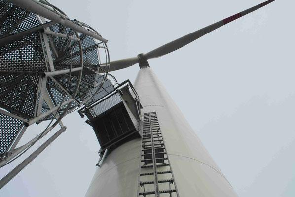 106 -  Windrad, Eurogate, Bremerhaven