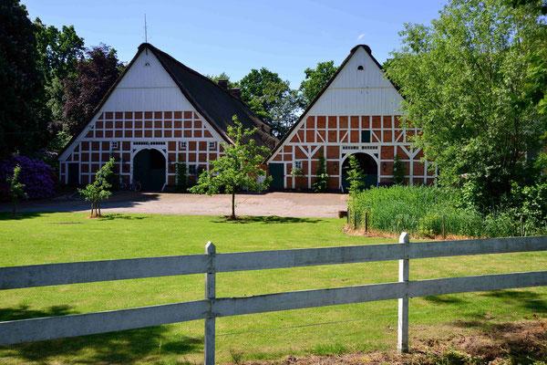 23- Bauernhäuser im Noden Deutschlands, Altes Land