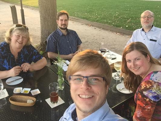 Cordula Schultz SPD mit Familie