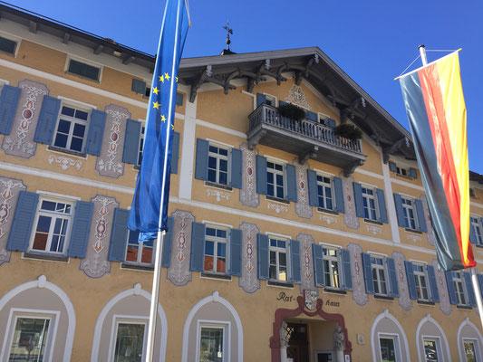 Tegernsee-Rathaus-