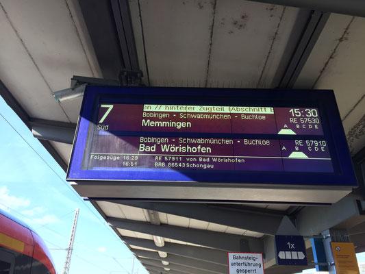 Augsburg Hbf.