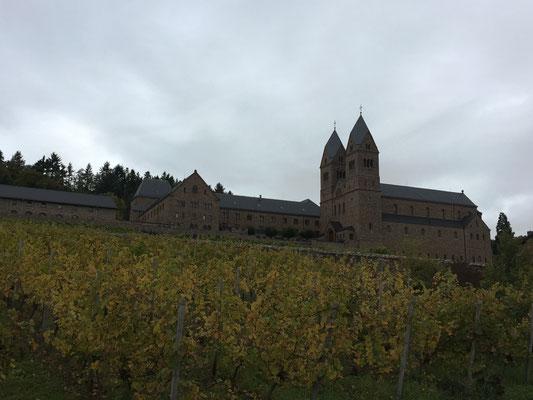 Rüdesheim-Abtei St. Hildegard