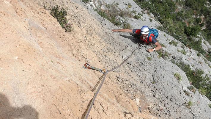 Freude pur und eine tolle Abschlusstour unserer Sardegna Kletterwoche. Es gibt noch viel zu tun...