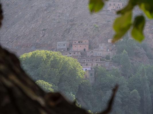 Ein alter Dorfteil Imlils