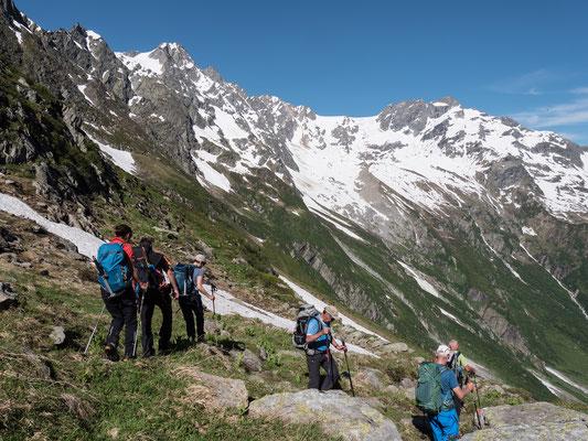 Landschaftlich wild und einsam, das Urbachtal