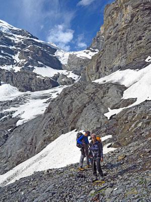 Wilderness pur, und das in der Schweiz