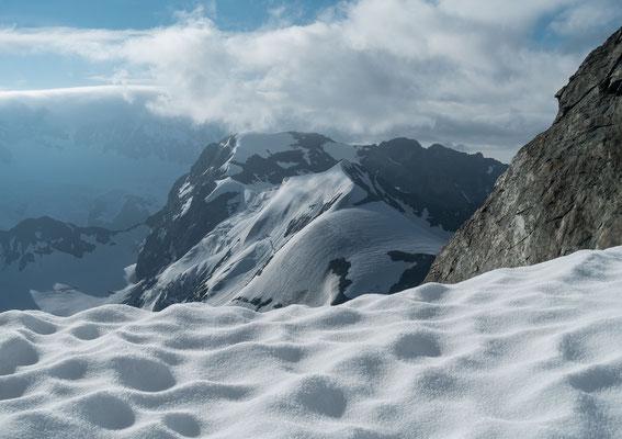 Für den Mont Brulé reicht die Zeitleider nicht aus, aufgeschoben ist nicht aufgehobe