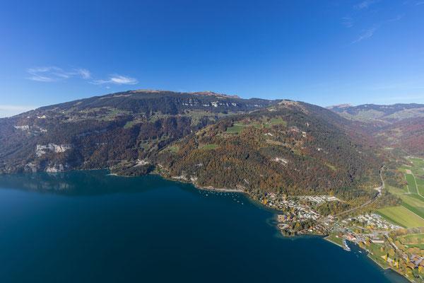 Niederhorn, Burgfeldstand und Gemmenalphorn, auch dieser Gipfel bietet sich zum Fliegen an, lass die verzaubern...