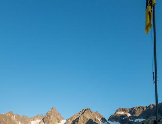 Grassen, Wasenhorn, Wendenhorn und Fünffingerstöck von rechts