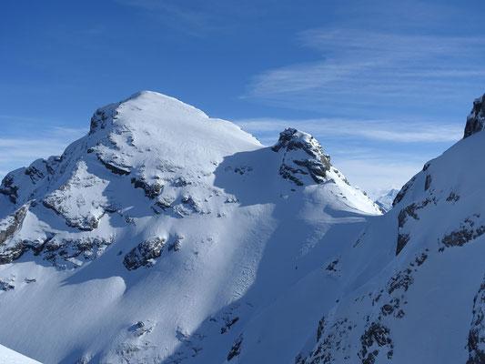 Die Gipfelkalotte des Rothore