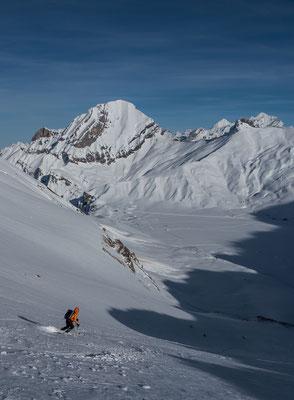 So langsam macht auch mir Skifahren wieder Freude