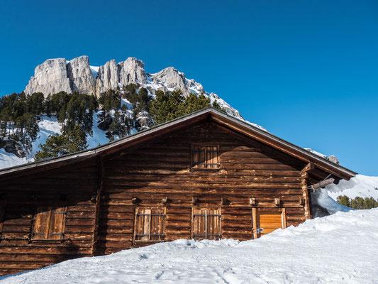 Hohganthütte, ein Platz zum träumen...
