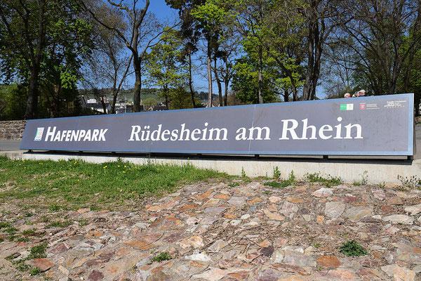Rüdesheim sur Rhin