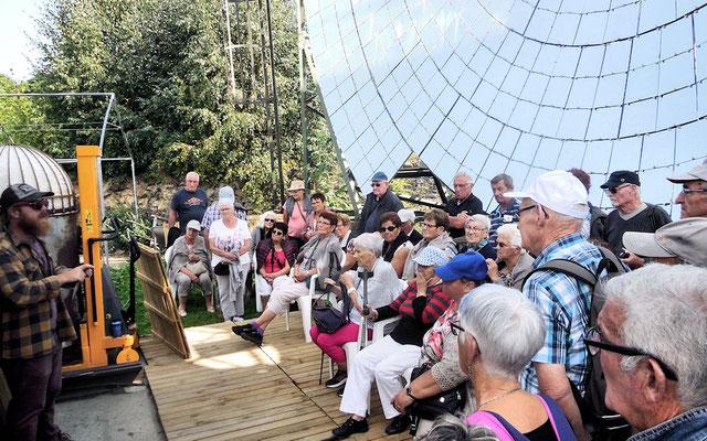 Le four solaire de Mont Louis