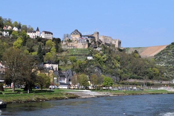 Sankt Goarc Château de Rheinfels