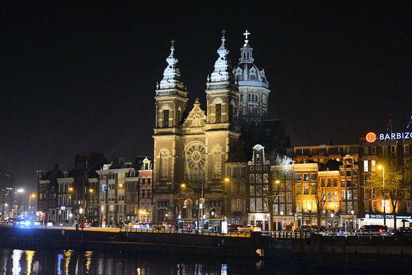 """Eglise Saint Nicolas """"Sint Nicolaaskerk"""""""