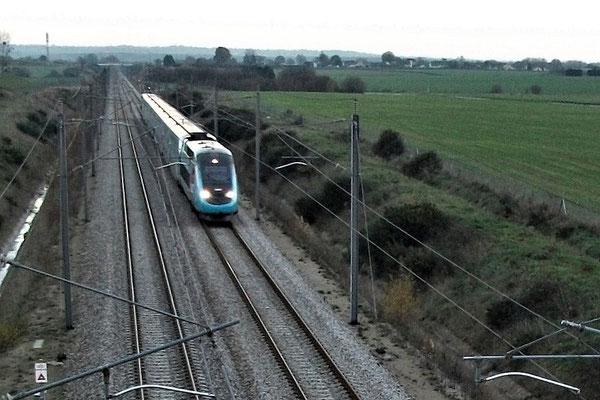 La ligne LGV a été mise en service en 2017