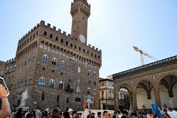 Mercredi 11 septembre : Florence Place de la Seignerie