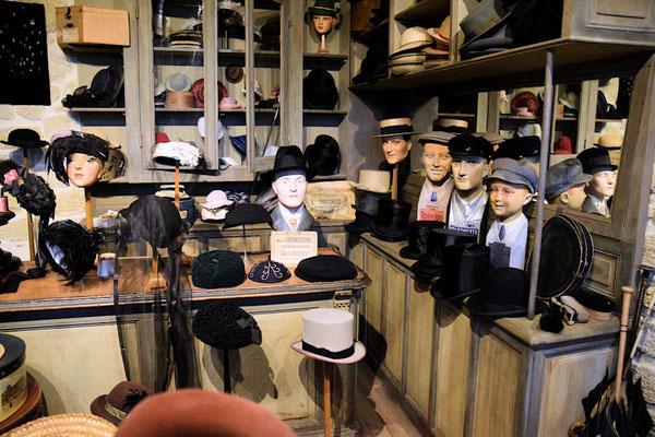 Hauts de forme, feutres mous, casquettes, le choix pour vous Messieurs !