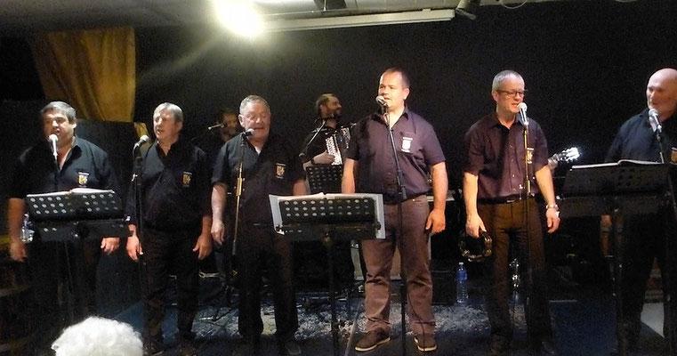 Les chanteurs basques