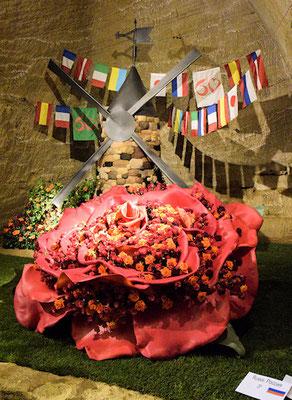 Le concours d'art Floral a été créé en 1990