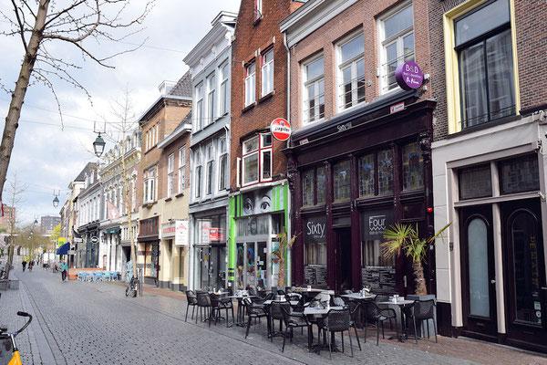 Rue touristique
