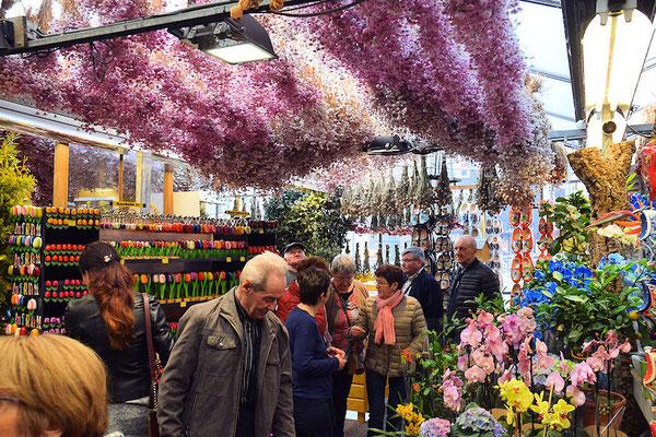 Des tulipes sous toutes les formes, en fleurs, en bulbes ou artificielles, en bois, en soie etc...