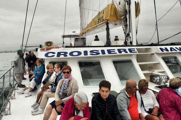 La croisière en catamaran le long de la côte radieuse