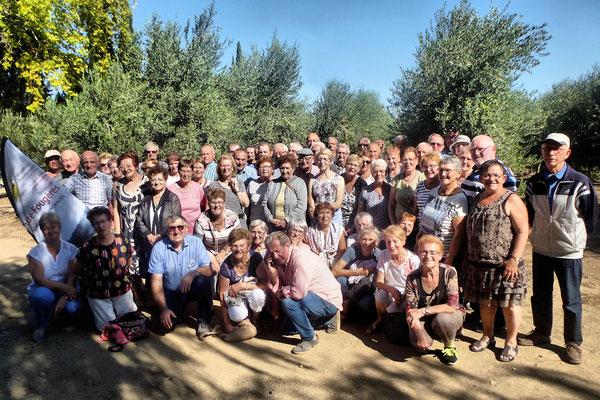 Photo de groupe 10ème séjour
