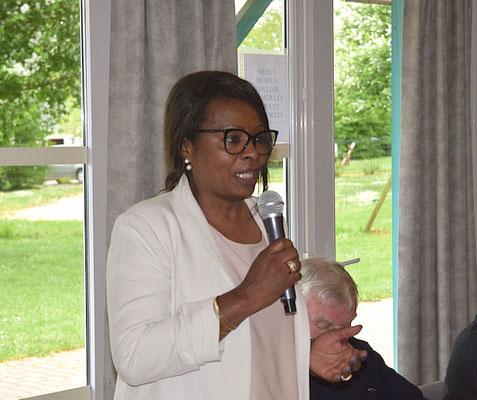 Monique Sockath, Conseillère Départementale
