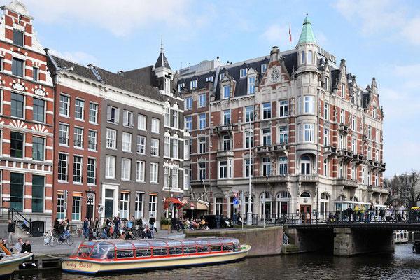 Rokin Canal  Hôtel de l'Europe
