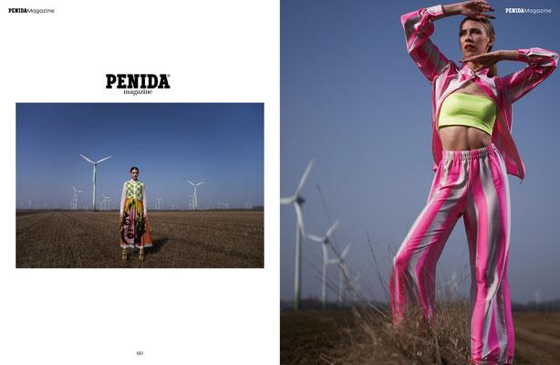 photo (c): Penida Magazine Paris/robertpichler.com (with Alida T.)