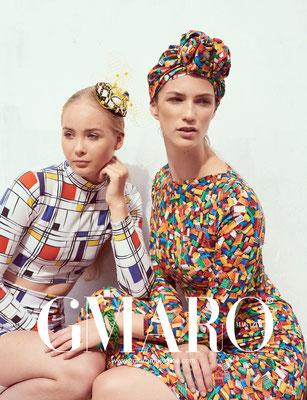 photo (c): Victoria Schwarz/GMARO magazine (with Marissa T.)