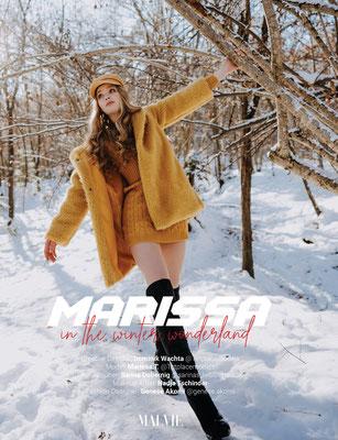 photo (c): Malvie Magazine Paris/Sarina Dobernig