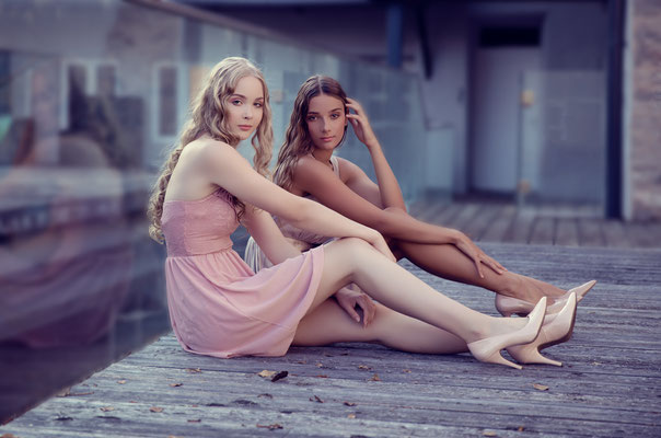 photo (c): Dana Nais-Messner (here with model Coline S.)