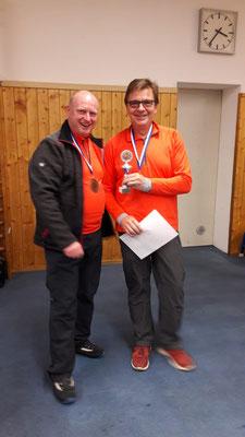3. Platz beim Seniorenpokal der Region Ost am 27.10.2018 in Erfurt.